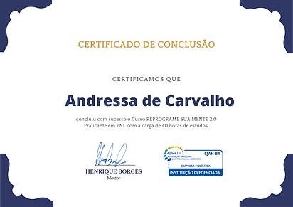 Azul e Dourado Com Borda Conclusão Certificado (2).png