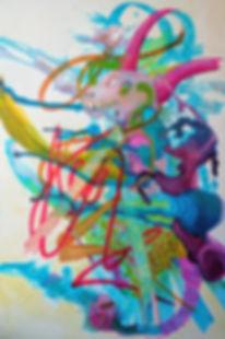 Just another dream_Eefje Van den Brande_Contemporary Belgian Artist