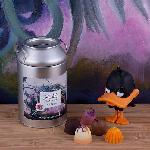 LuSch Chocolates in a Milk Jar (10)