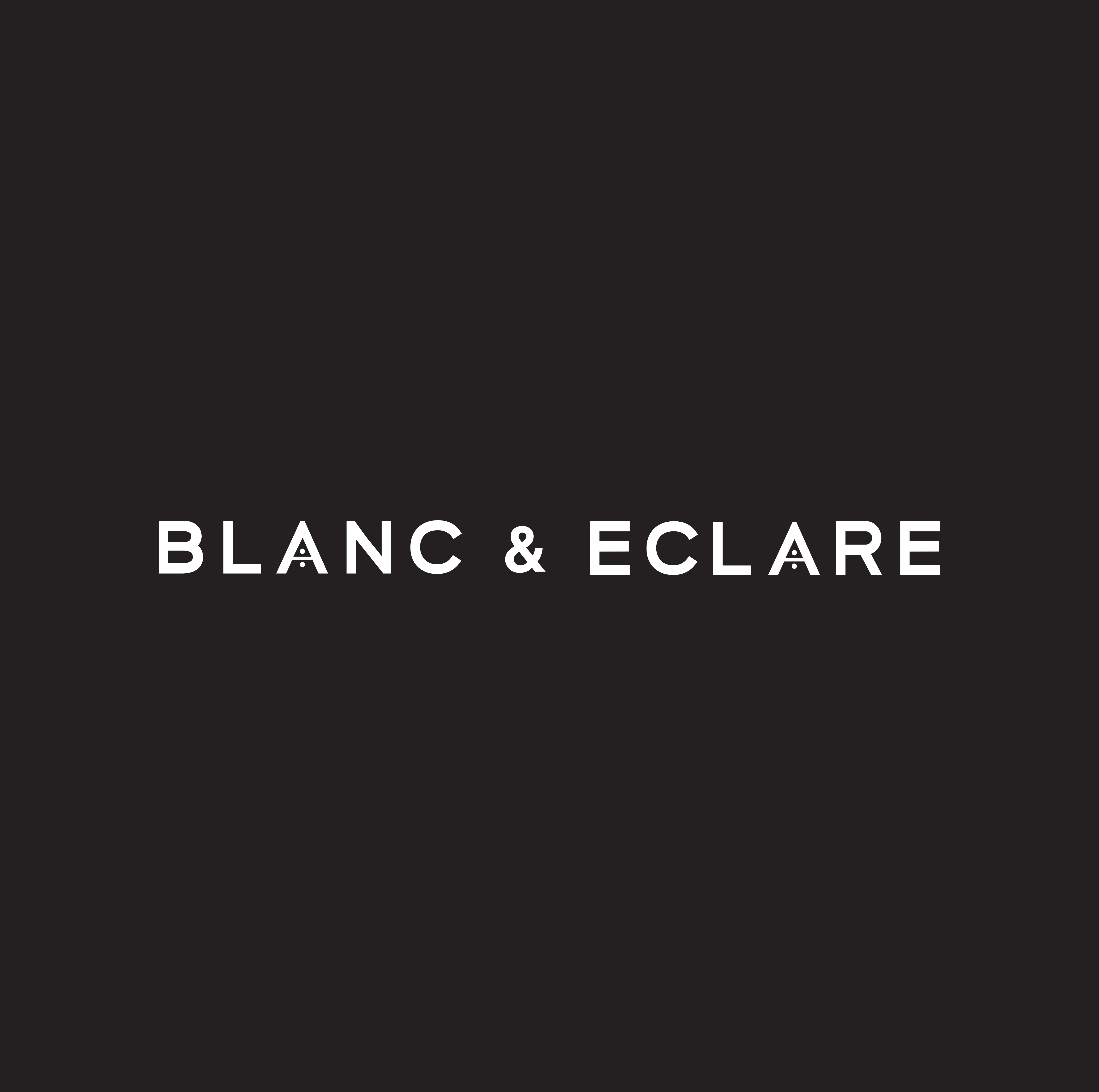 BLANC & ECLARE