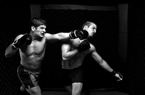 Boxing knockout, Las Vegas property management
