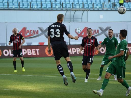 Липецкий «Металлург» начал сезон в ФНЛ с волевой победы