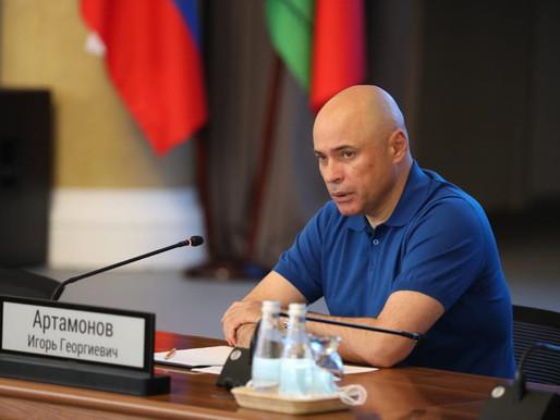 Игорь Артамонов сообщил о послаблении ковидных ограничений в Липецкой области