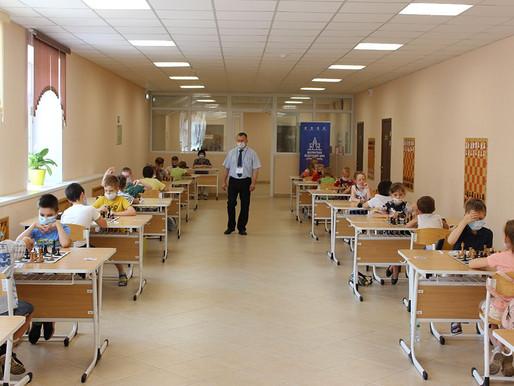 Липецкая область принимает этап Детского Кубка России по шахматам