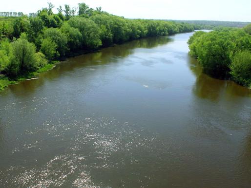 Река Красивая Меча станет чище