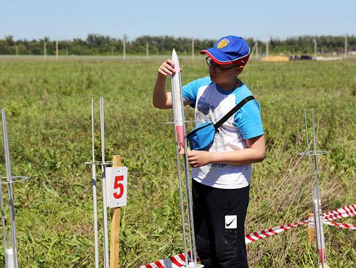 Всероссийская олимпиада по ракетомоделированию проходит в Липецкой области
