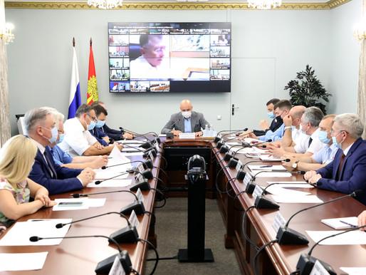 Игорь Артамонов провел сегодня заседание антинаркотической комиссии