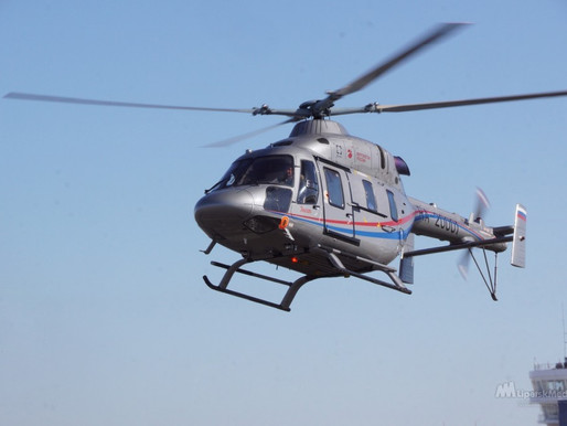 В регионе вновь стала доступна «воздушная скорая помощь»