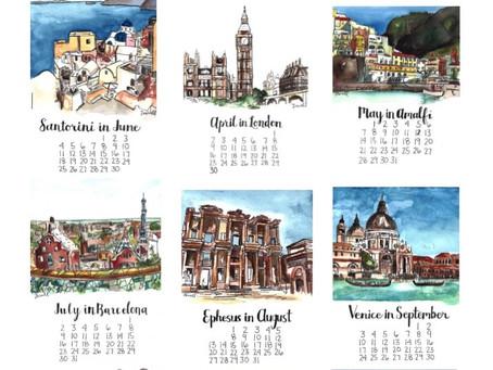 Calendar Love