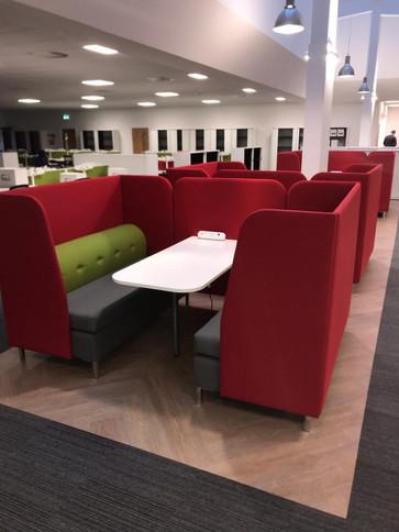 new office, Avonmouth