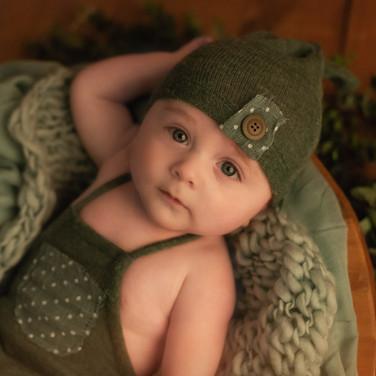 séance photo bébé