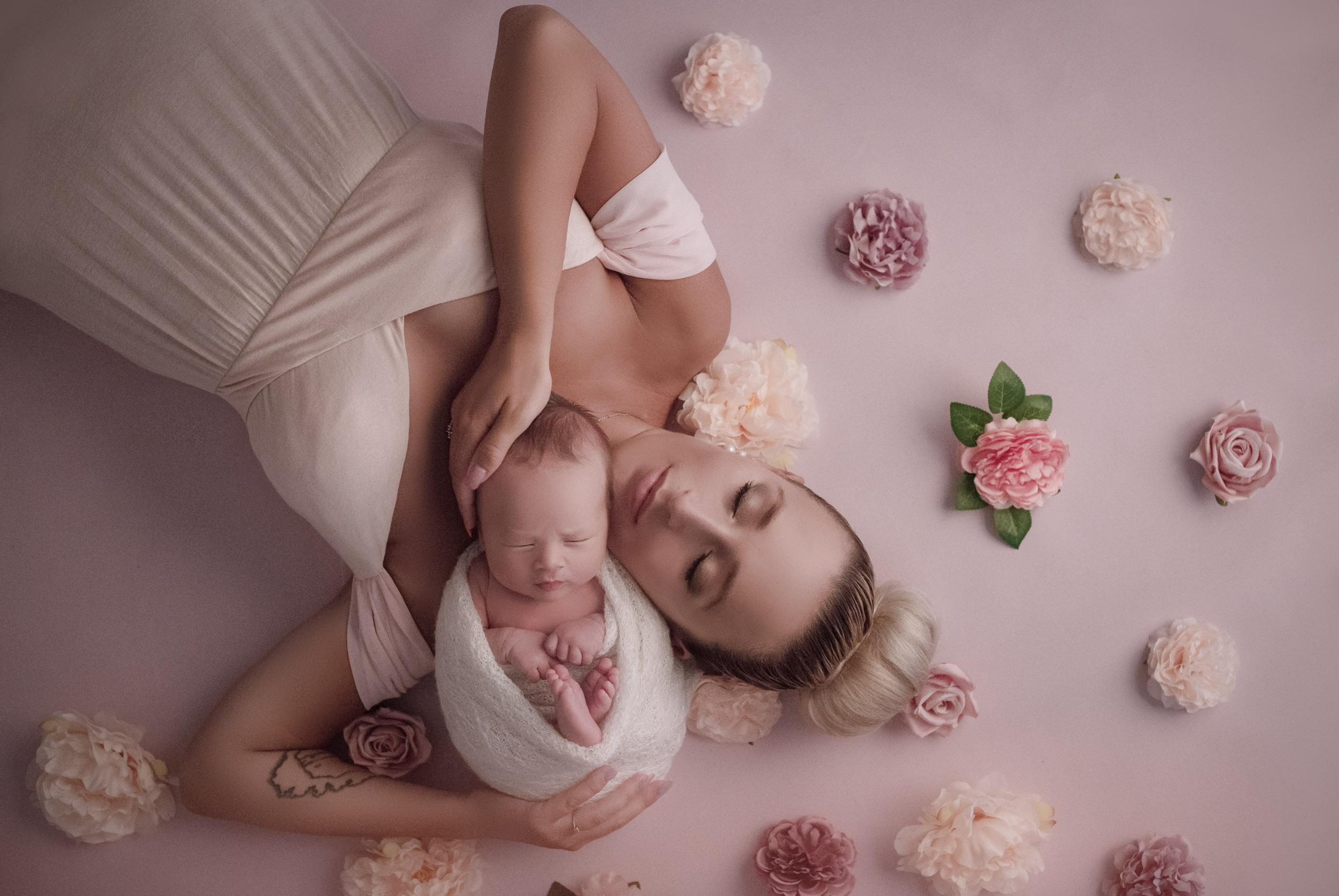 photoshoot naissance
