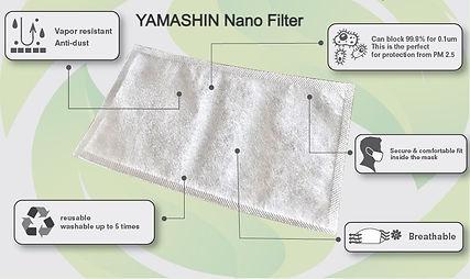 Masx YAMASHIN Filter