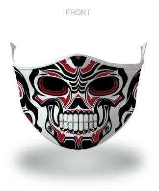 Haida Skull