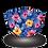 Thumbnail: Tropical Blue Florals