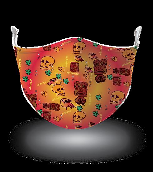 Tiki Skulls