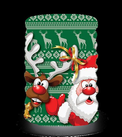 Rudy & Santa