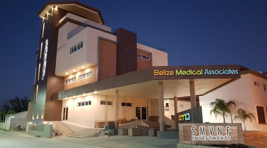 Offices, Hospital facilities, San Pedro