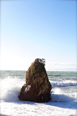 秋谷・立石