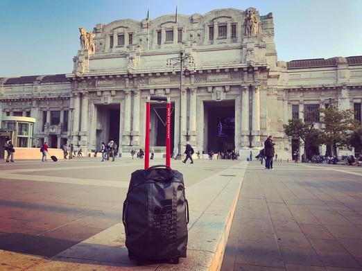 ミラノ・セントラル駅