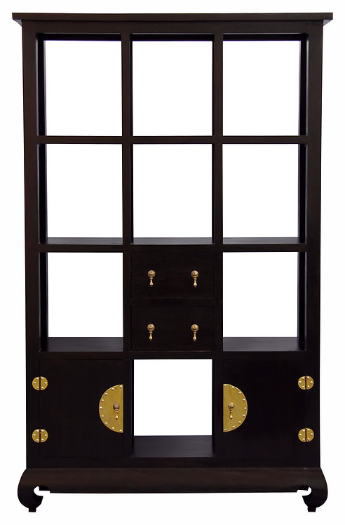 Dynasty 2 Door 2 Drawer Chinese Divider