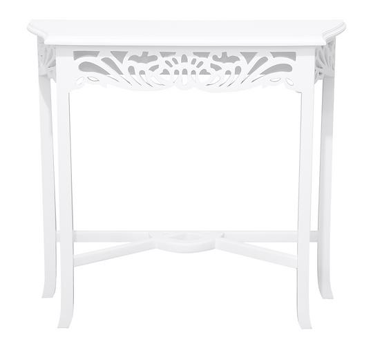 Jepara Carved Sofa Table
