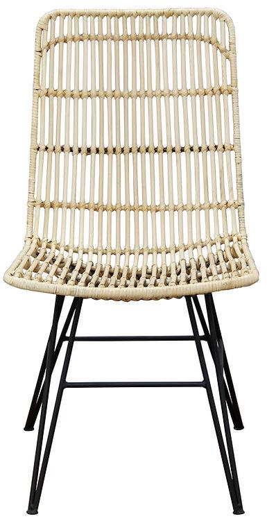RTA Rattan Dining Chair