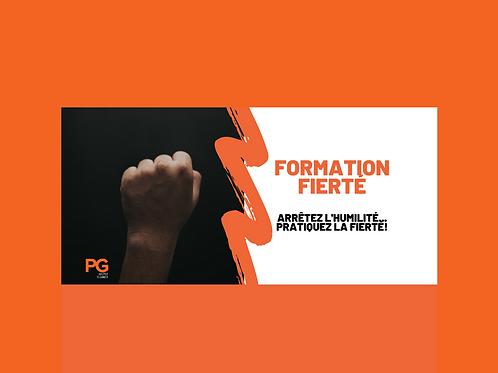 Formation FIERTÉ