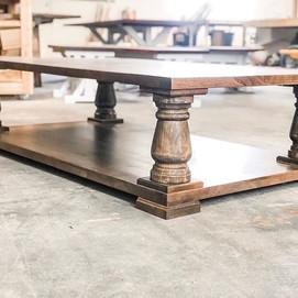 This balustrade coffee table 😍😍😍_._._