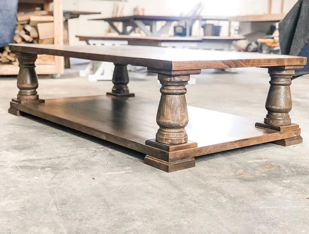 This balustrade coffee table 😍😍😍_._._