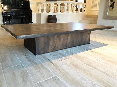 Modern Rectangle Coffee Table (RH Inspired)