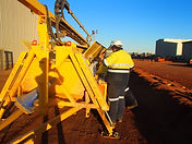 Minor civil earthworks, plant hire, skilled labour hire
