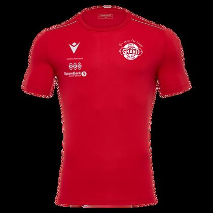 IK GRAND BODØ - Rigel Hero Treningsskjorte Rød