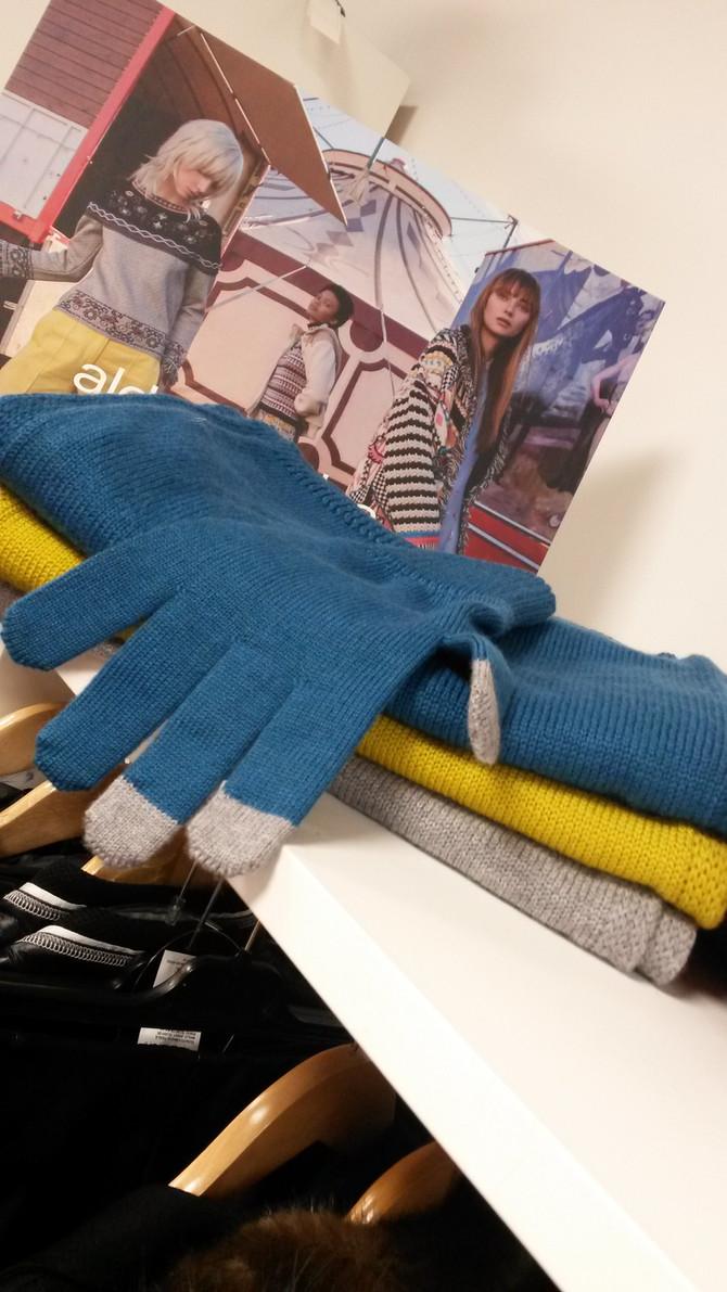 Il faut prendre des gants !