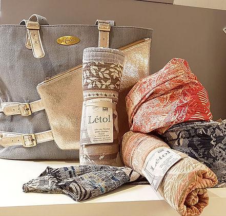accessoires sac etole letol