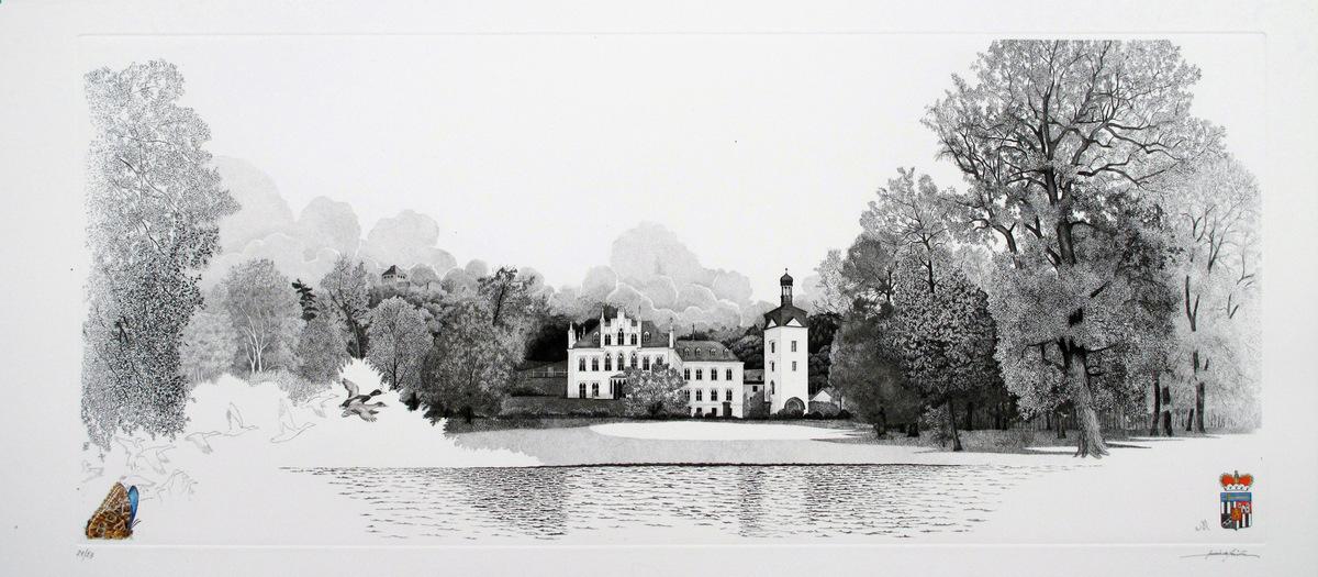 Castello di Sayn, Germania, 2011