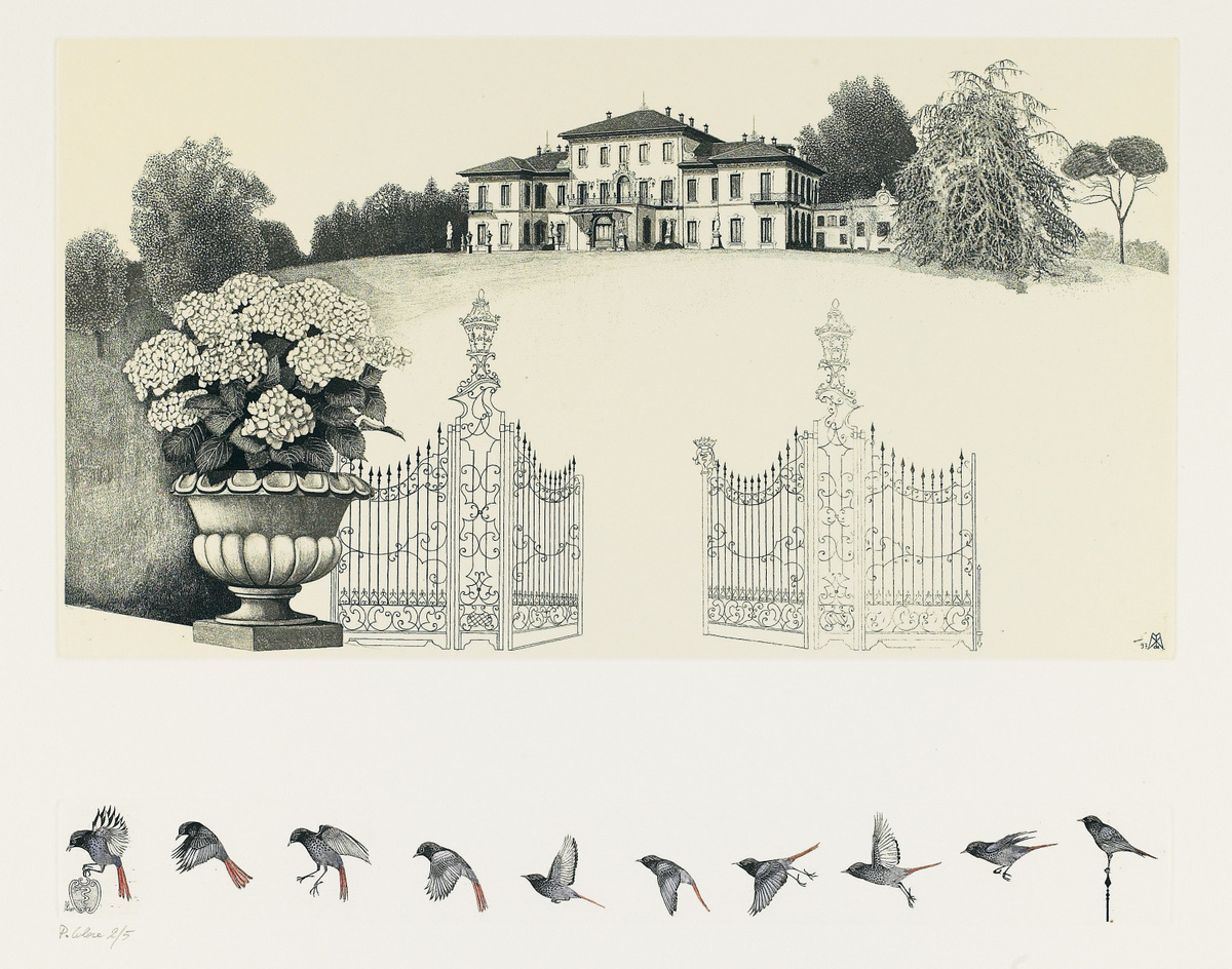 Villa Belvedere, 1997