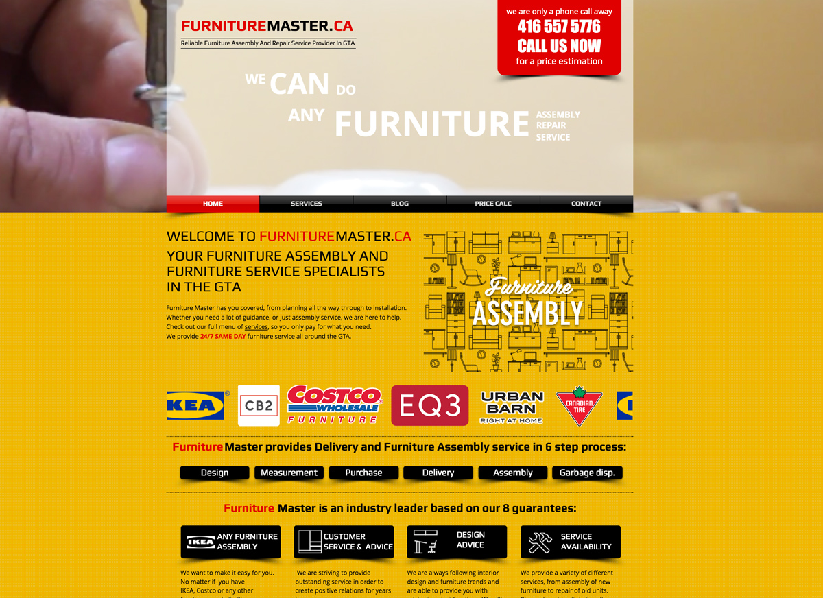 FurnitureMaster