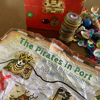 The Pirates in Port - A Homeschool Adventure