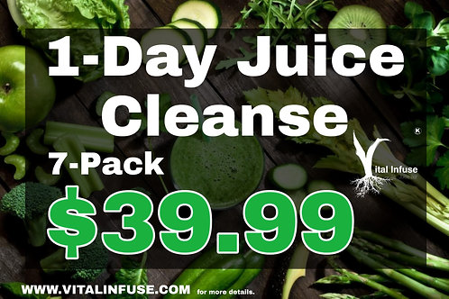1day cleanse 7-Pack