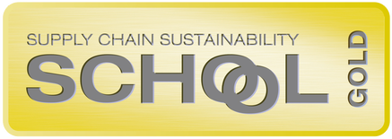 Carbon Reduction Technology achieves Gold with the Supply Chain Sustainability School