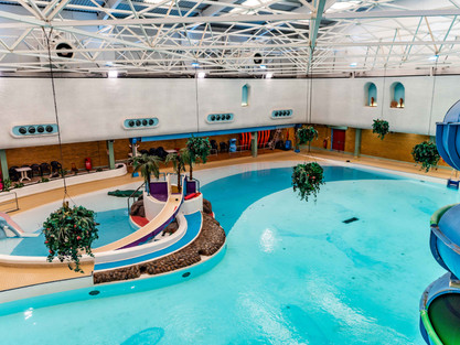 Photoshoot at Plas Madoc Leisure Centre