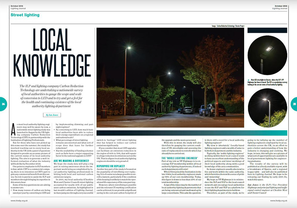 Local Knowledge - The Lighting Journal