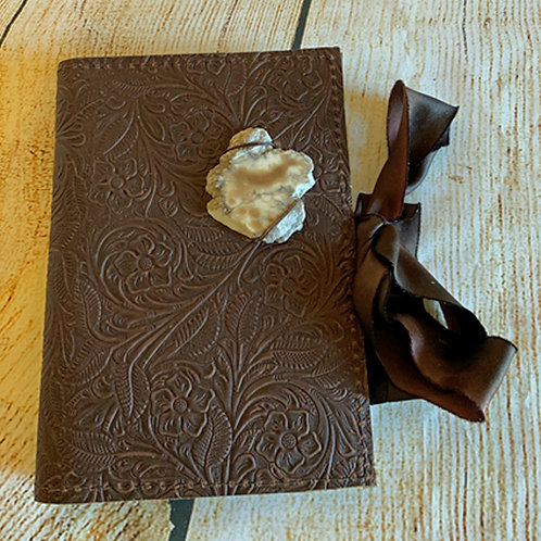 Leather Journal - refillable