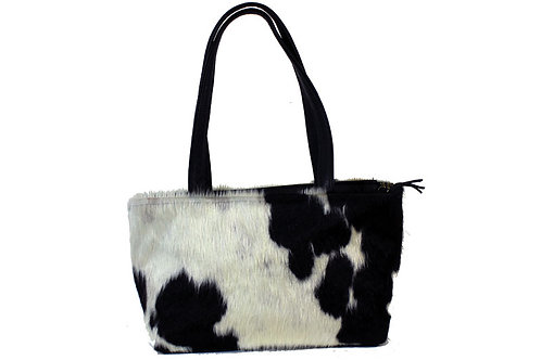 Variety of leather and Cowhide Totes