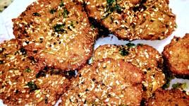 Egyptian Falafel (Tameia)