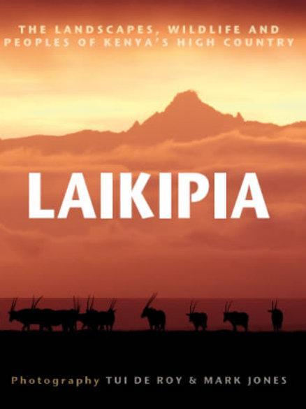 Laikipia Coffee Table Book