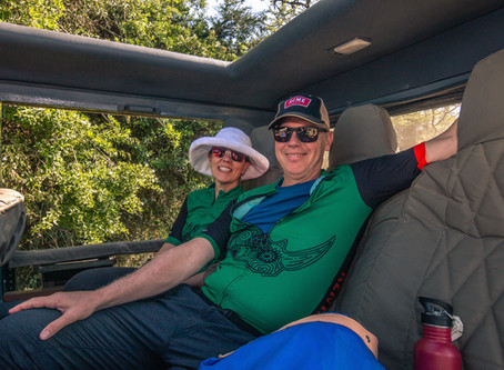 """""""A trip of a lifetime to Kenya!"""" by guest Leslie Hauser and Karl Wuesthoff"""
