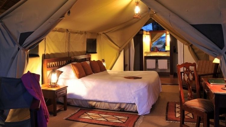 Sweet Waters Camp, Ol Pejeta Conservancy