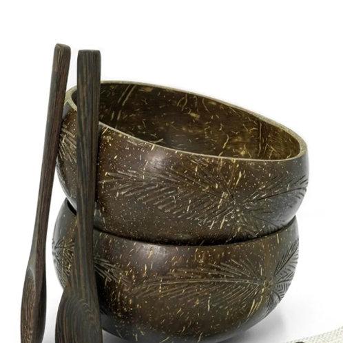 Coconut Bowl Set 2tlg.
